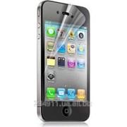 Пленка защитная Eggo iPhone 4s/4 clear глянцевая фото