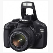 Цифровой фотоаппарат Canon EOS 1100D Kit EF-S 18-55 III фото