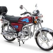 Мотоцикл `АЛЬФА-50` фирмы FLYBO фото