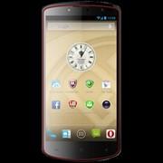 7500 MultiPhone Prestigio смартфон, Чёрный фото
