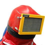 Шлем дробеструйщика Granit ReSin 3G обрезиненный фото