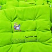 Нанесение логотипа на подушку, Нанесение логотипа фото