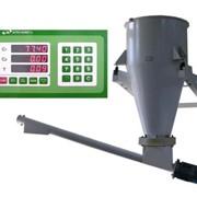Дозатор сыпучих продуктов ДСП до 100 кг двухкомпонентный с поворотным раздатчиком Дозаторы весовые фото