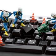Абонентское обслуживание компьютеров в Киеве, компьютерная помощь, обслуживание компьютеров и компьютерных сетей фото