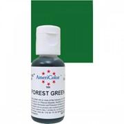 Гелевый краситель AmeriColor 21г. №109 Зеленый Лес Forest Green фото