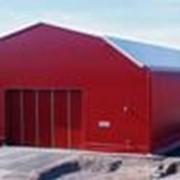 Тентовая конструкция NSS Hall15х24х6 м фото