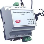 Контроллер GSM/GPRS К-105 фото