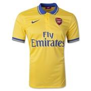Футбольная форма Arsenal 2013/14 фото