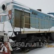 Маневровый теплолвоз ТГМ 4А фото