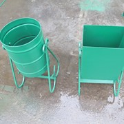 Урна для мусора уличная фото