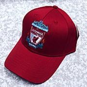 Кепка Liverpool красная фото