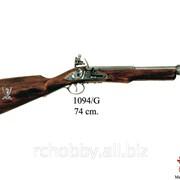 Модель Английское ружье, 18-й век фото