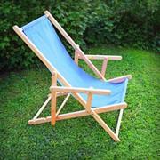 Мебель дачная, кресло-лежак, крісло-лежак відпочинковий фото