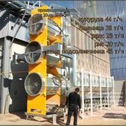 Зерносушилка Teco 1333Ω 13 секций 3 уровня фото