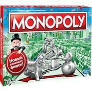 Настольная игра HASBRO GAMING C1009121 Монополия Классика фото