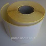 Термоэтикетки ТОП 80х100, 500 этикеток в роле фото