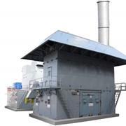 Газотурбинная блочно-модульная электростанция ГТЭС-25П мощностью 25 МВт фото