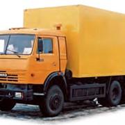 Автофургоны КамАЗ – 53215 фото