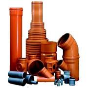 Поставка оборудования для систем канализации фото