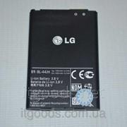 Оригинальный аккумулятор BL-44JH для LG E440 E445 E450 E455 E460 P700 P705 P750 LW770 AS730 LS860 MS770 US730 фото