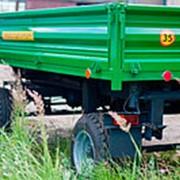 Прицеп самосвальный тракторный 2ПТС-5 фото