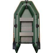Надувная трехместная моторная лодка Kolibri КМ-280 Стандарт серии + слань-коврик фото