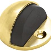 Дверной ограничитель 1, 31011 золото (10/200) фото
