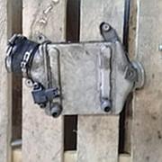 Интеркуллер жидкостного охлаждения турбины левый для BMW F01 / F02 БМВ 7 - серия 2008-2015 гг, до рестайлинга фото