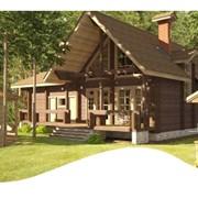 Дом деревянный Marti фото
