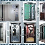 Ліфти та ліфтове обладнання фото