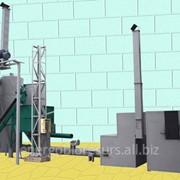 Оборудование для переработки растительных отходов (спиртовой барды, пивной дробины, лигнина, торфа) фото