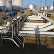 Антикоррозионная защита железобетонных конструкций, трубопроводов, резервуаров фото