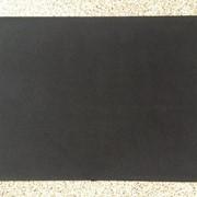 """Полиуретан для обуви 260*180*6,0 мм. (Украина), цвет - черный, рисунок ― """"Сетка"""" фото"""