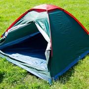 Палатка Foxhunter JY 1502 3-х местная однослойная фото
