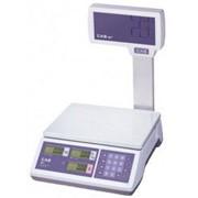 Торговые весы 15кг/2г/5г ER PLUS-15CU фото