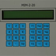 Панель индикации и управления МIM-2-20 фото