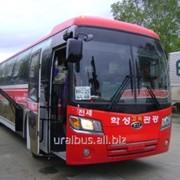 Автобус туристический KIA New Granbird Parkway фото