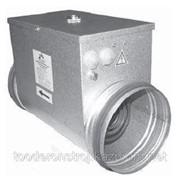 Воздухонагреватель канальный электрический круглого сечения НК 400/12 (380) фото