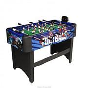 Игровой стол футбол DFC Amsterdam Pro 121х61х81см фото