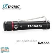 Фонарь Eagletac D25AAA Edison UV (395nm) Red фото