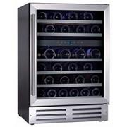 Холодильный шкаф для вина Dunavox DX-46.145SK фото