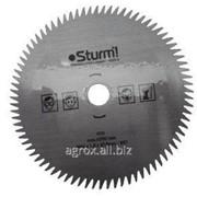 Диск пильный Sturm CS5060MS 85-15-1.0-80Т фото