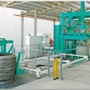 Оборудование для производства железобетонных труб, колец и их элементов ATLANTIC, Оборудование для производства железобетона фото