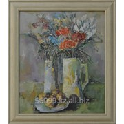 "Картина ""Цветы"" 51х61 фото"