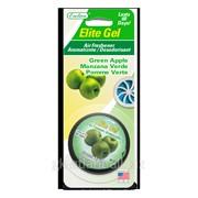 Гелевый ароматизатор в блистере на подложке Exotica Зеленое яблоко фото