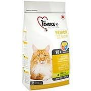 Корм 1st Choice Mature-Less Active Фест Чойс для пожилых и малоактивных кошек, 350г фото