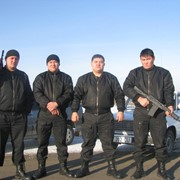 Охрана грузов в Астане фото