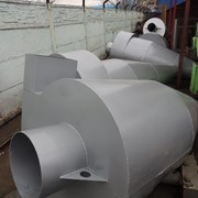 Циклон пылеочистки фото