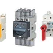 Выключатели и переключатели нагрузки (SOCOMEC) фото
