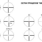 Прицелы MEOPTA, Прицелы оптические фото